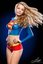 supergirl-body-paint-5