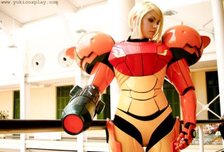 The_Bounty_Hunter___Samus_Aran_by_Yukilefay